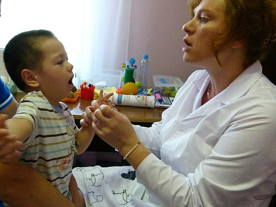 Мастер-класс для родителей и логопедов от Поляковой Т.А.
